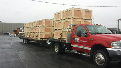 CW Crates & Pallets Pickup & Delivery Tr