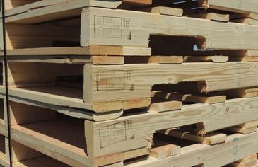 CW Crates & Pallets Customer Pallet Desi
