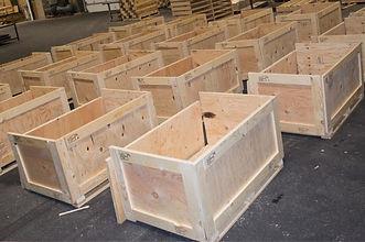 CW Crates & Pallets Custom Crate Design