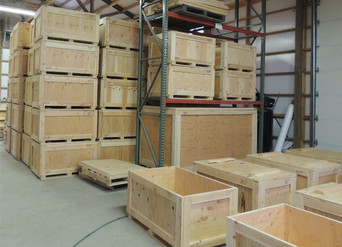 CW Crates & Pallets Custom Crates Quote