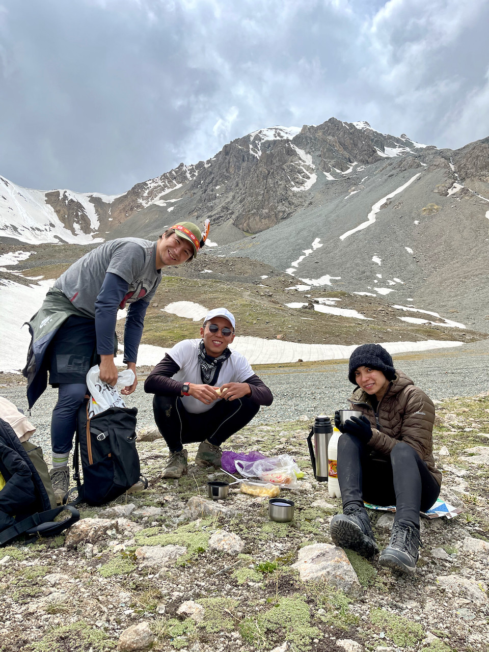 Ala Kul Kyrgyzstan Hike Travel