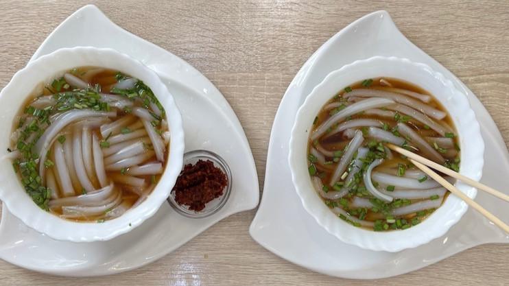 Ashlyan Fu Kyrgyzstan Food Kyrgyz