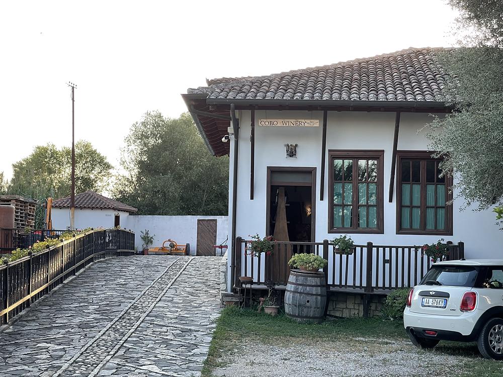 Albania Itinerary - Road Trip - Cobo Winery