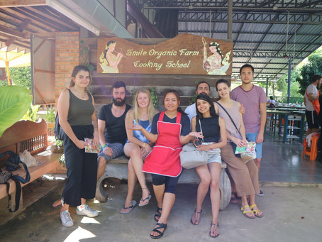 Thai Cooking Class - Unforgettable experience!