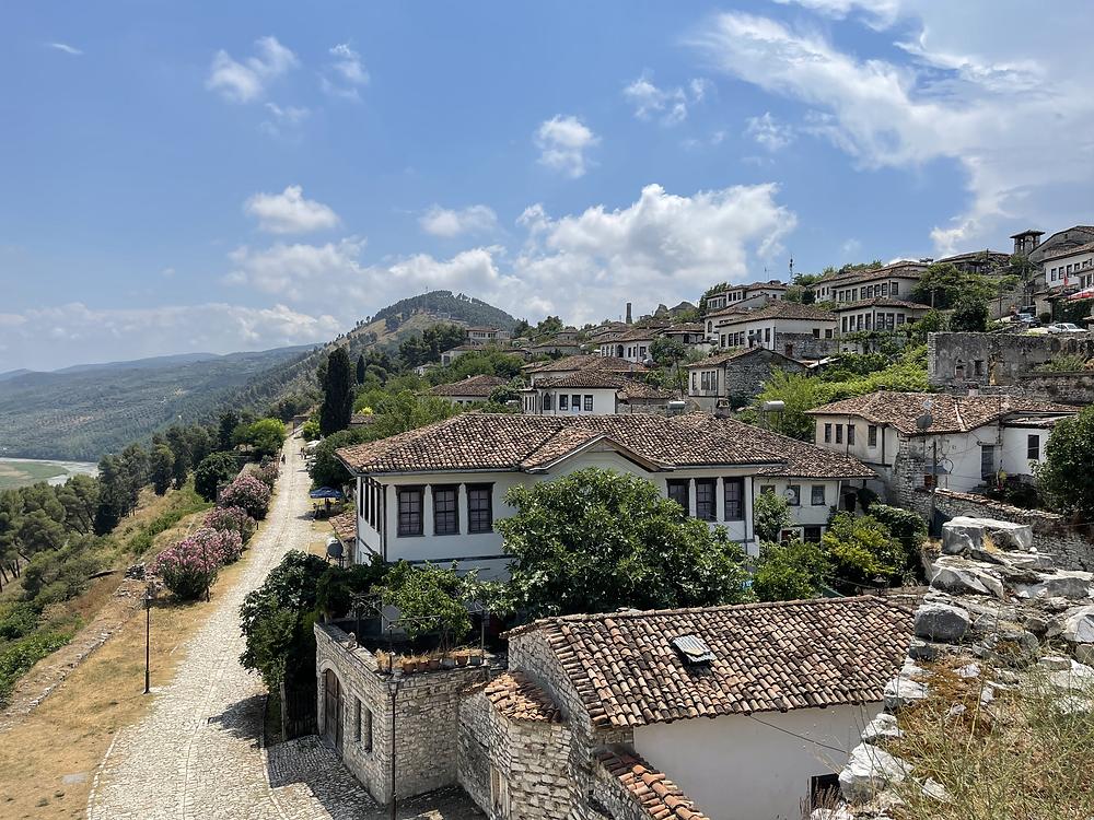 Albania Itinerary - Road Trip - Berat Castle