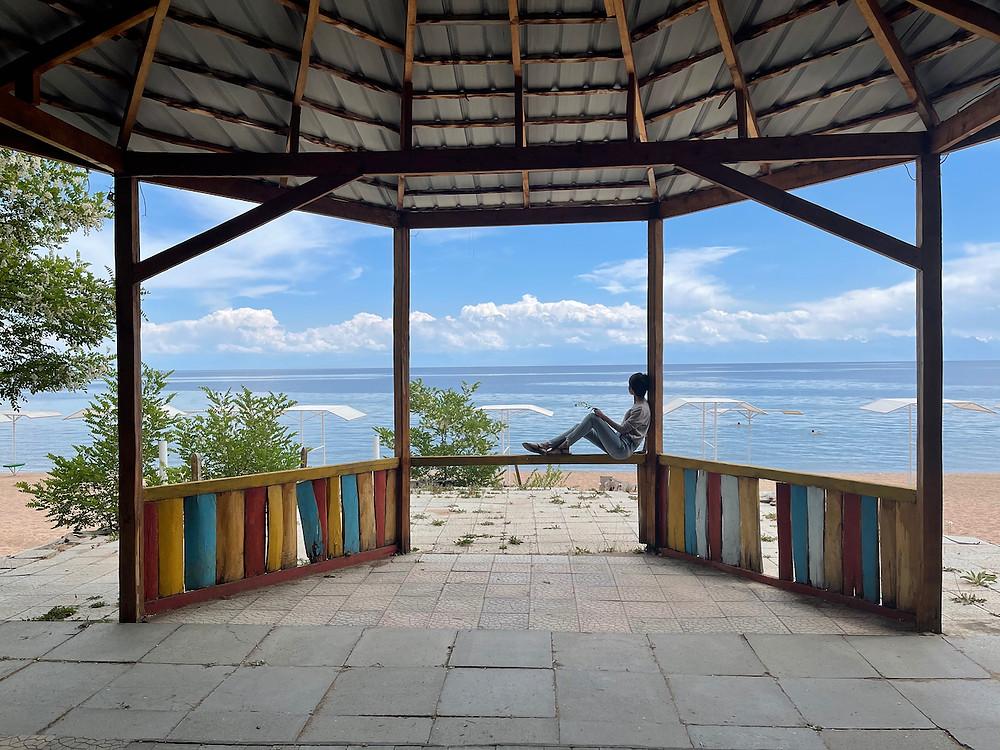 Issyk Kul Lake Kyrgyzstan Aurora Resort