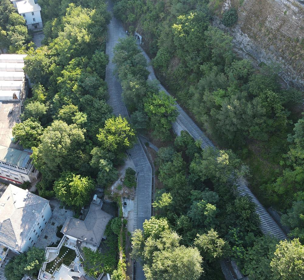 Albania Itinerary - Road Trip - Roads to Gjirokaster Castle