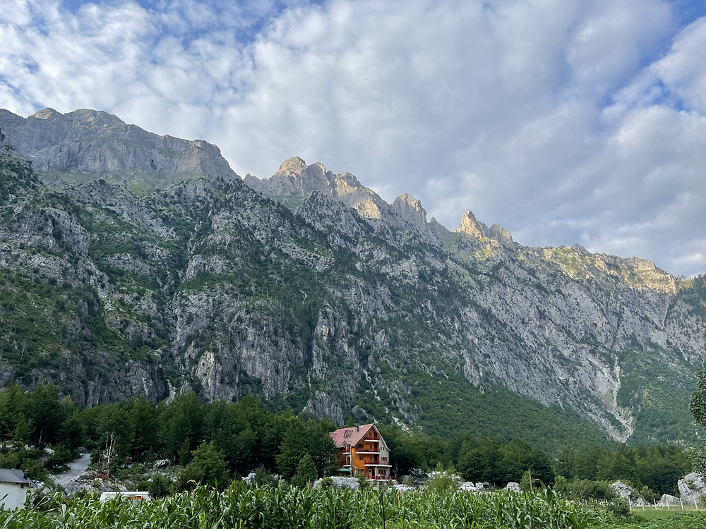 Albania Itinerary - Road Trip - Valbone Vila Dini