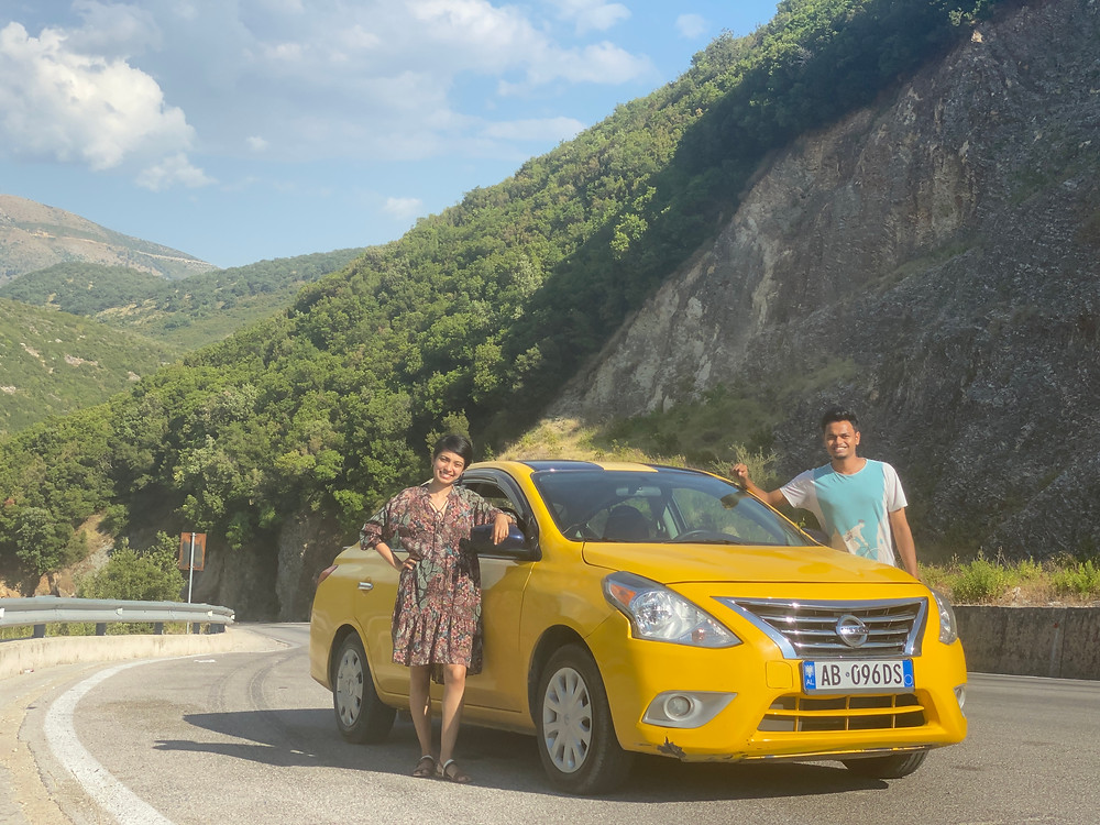 Albania Itinerary - Road Trip - Renting a Car