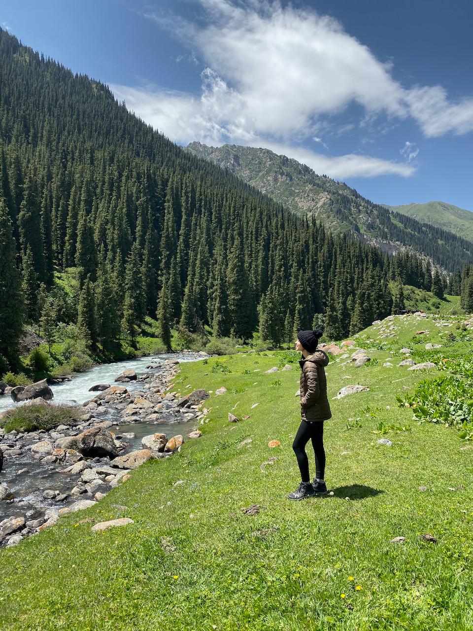 Altyn Arashan Kyrgyzstan Hike Travel