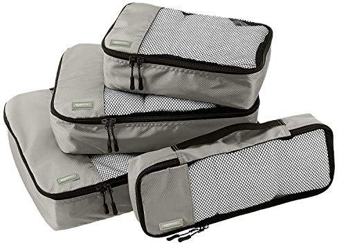 Amazon Packing Cubes Travel Organizer Set