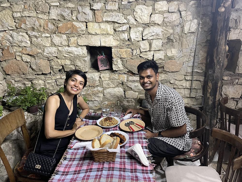 Albania Itinerary - Road Trip - Berat Traditional Food Lili's