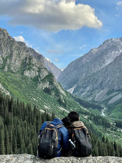 The PERFECT 1-Week Itinerary & Travel Guide to Kyrgyzstan!