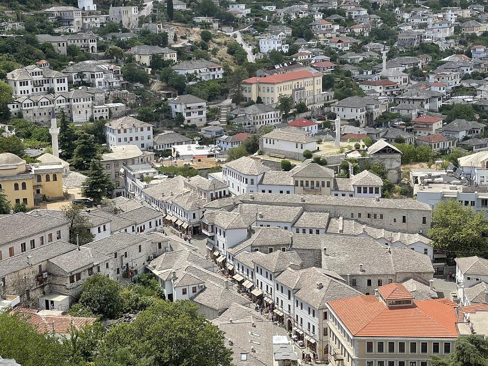 Albania Itinerary - Road Trip - Gjirokaster