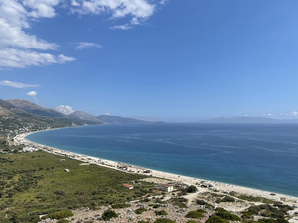 Albania Itinerary - Road Trip - Albanian Riviera
