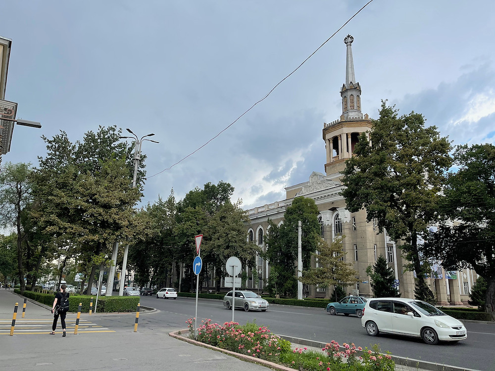 Bishkek Kyrgyzstan Travel Itinerary