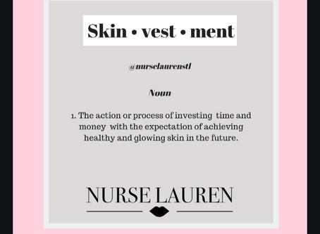 Skin Care - Order of Application