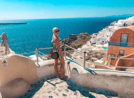 Santorini and Mykonos Travel Guide!