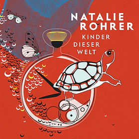 Natalie Rohrer_Kinder dieser Welt_Album
