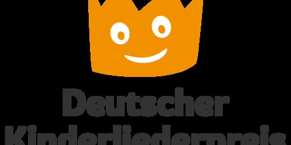 Deutscher Kinderliederpreis 2019