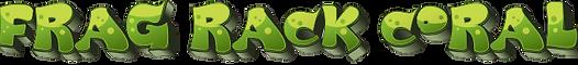 Frag Rack Coral Logo