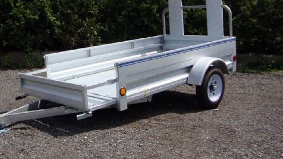 5x10 Cargo utility trailer
