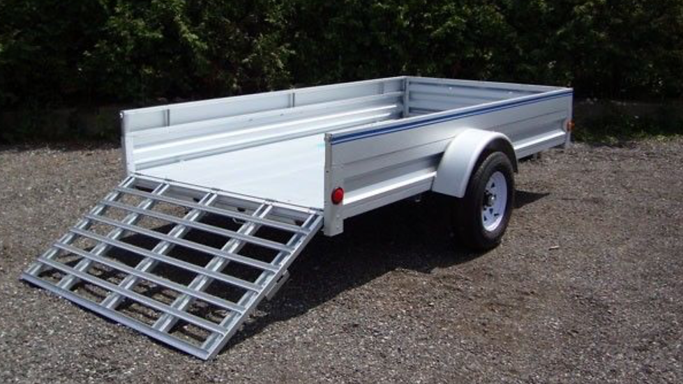 5x8 Cargo utility trailer