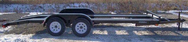 6.5'x 16' CAR TRAILER - CH616T