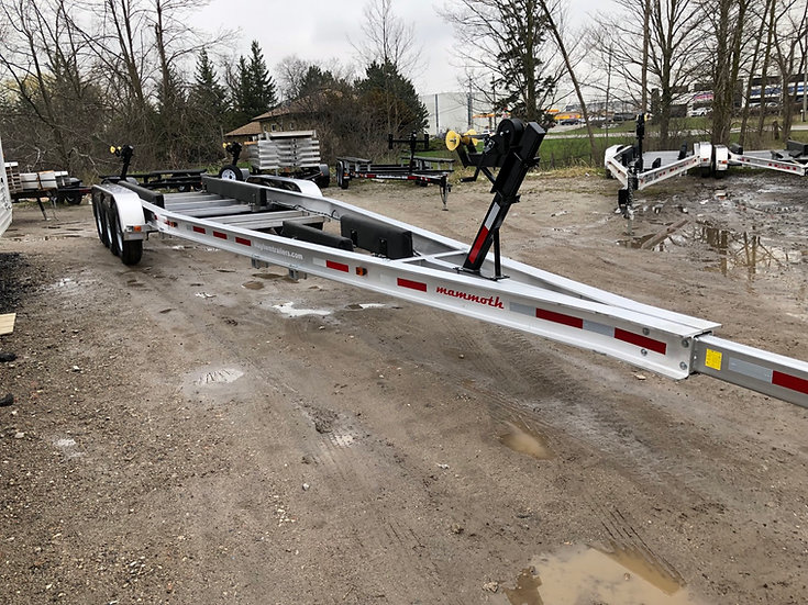 Mayhem trailers aluminum 21k