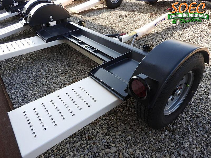 Stehl tow dolly car hauler