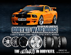 Bodykit Warehouse ad