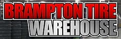 Brampton Tire Warehouse ad