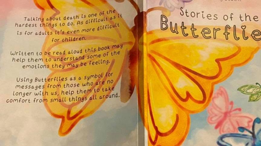 Stories of the Butterflies