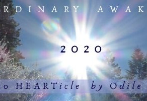 2020 ~ Offering a brand new way of Being