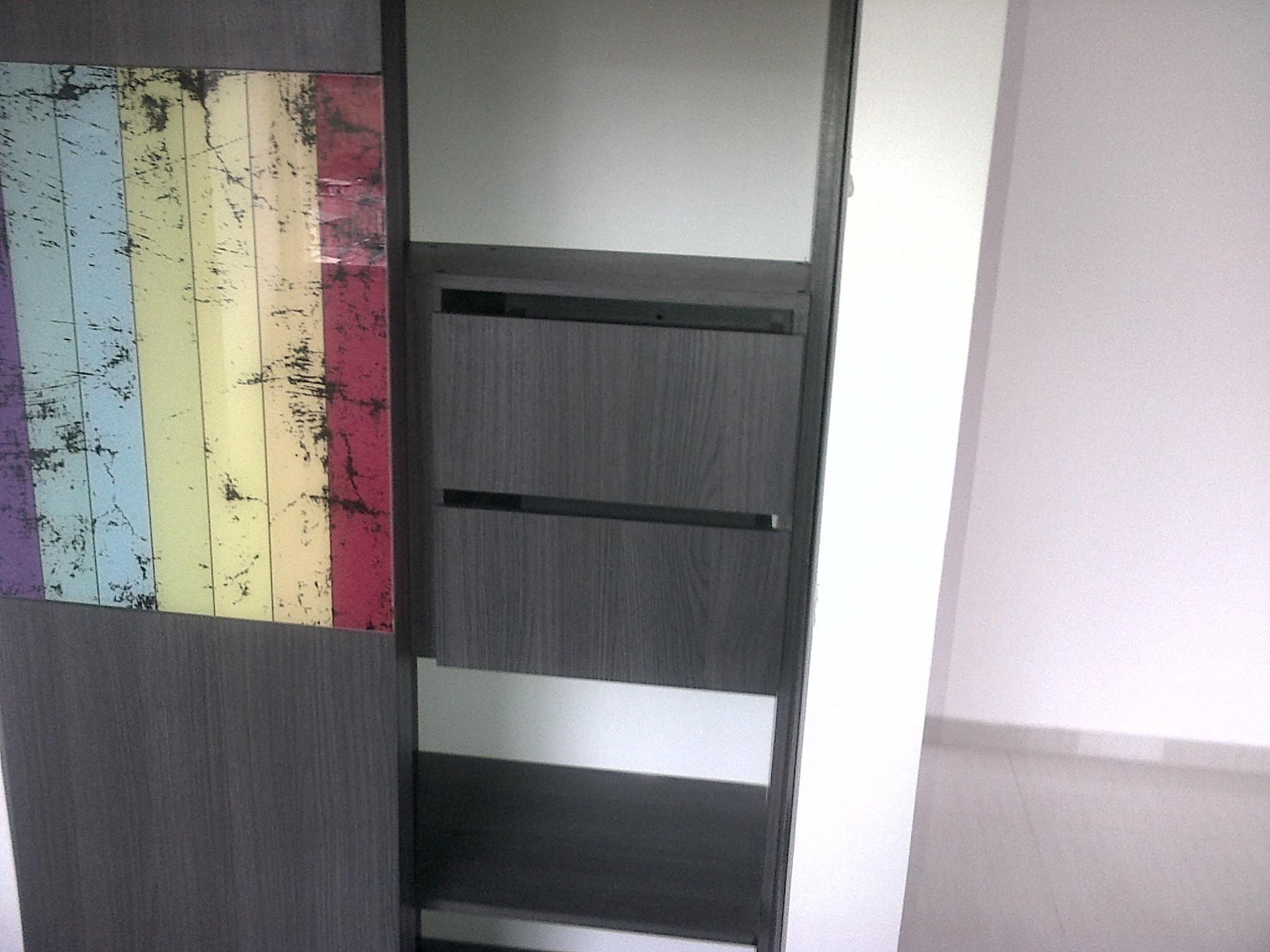 Closet mueble a medida