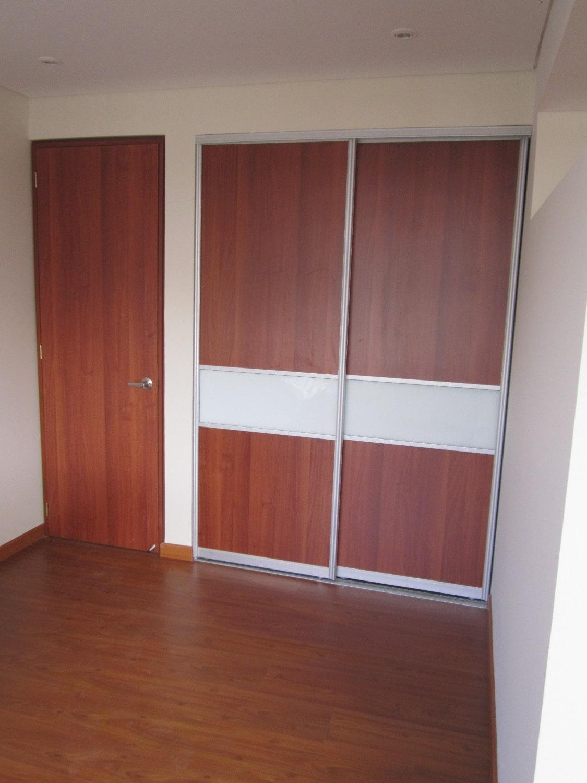 Closet puerta cedro