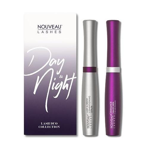 NL Day & Night Lash Serum & Mascara Gift