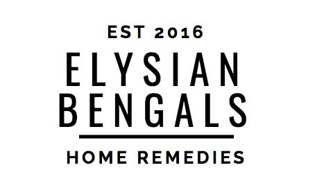 Elysian Bengals Home Remedies