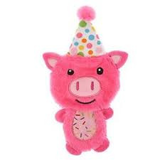 Top Paw Crinkle Animal Toys