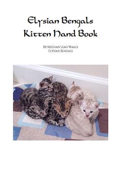 Elysian Bengals Handbook Soft Cover Book