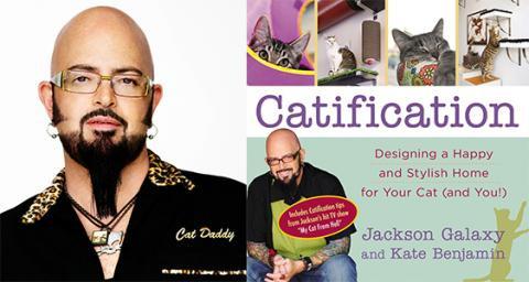 Catification by Jackson Galaxy