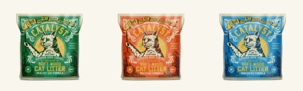 Catalyst Pet Cat Litter