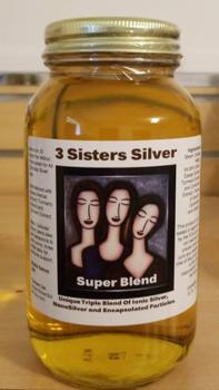 3 Sisters Silver - Colloidal Silver