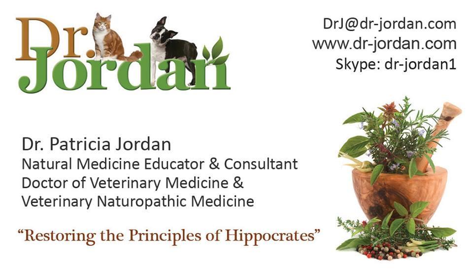 Dr. Patricia Jordan