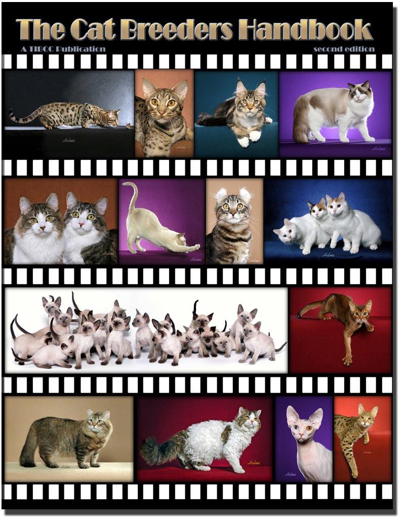 The Cat Breeders Handbook by TIBCC