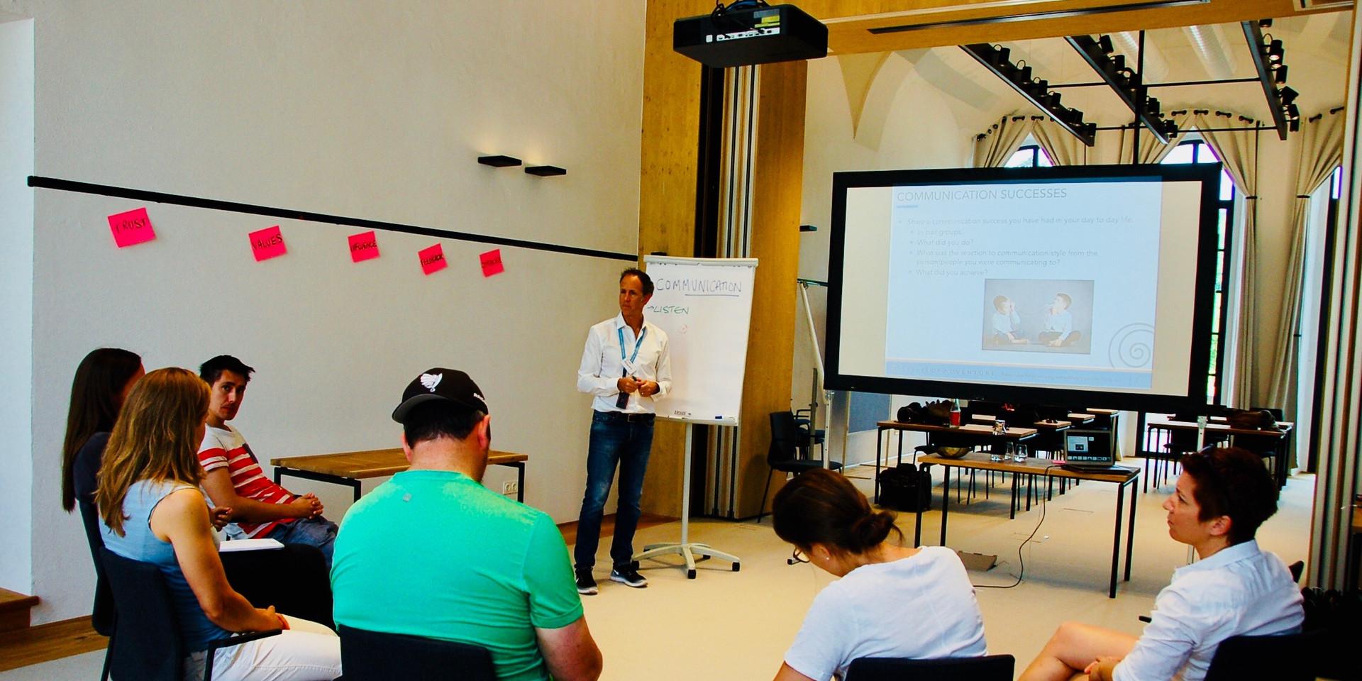 Improving Team Communications Workshop