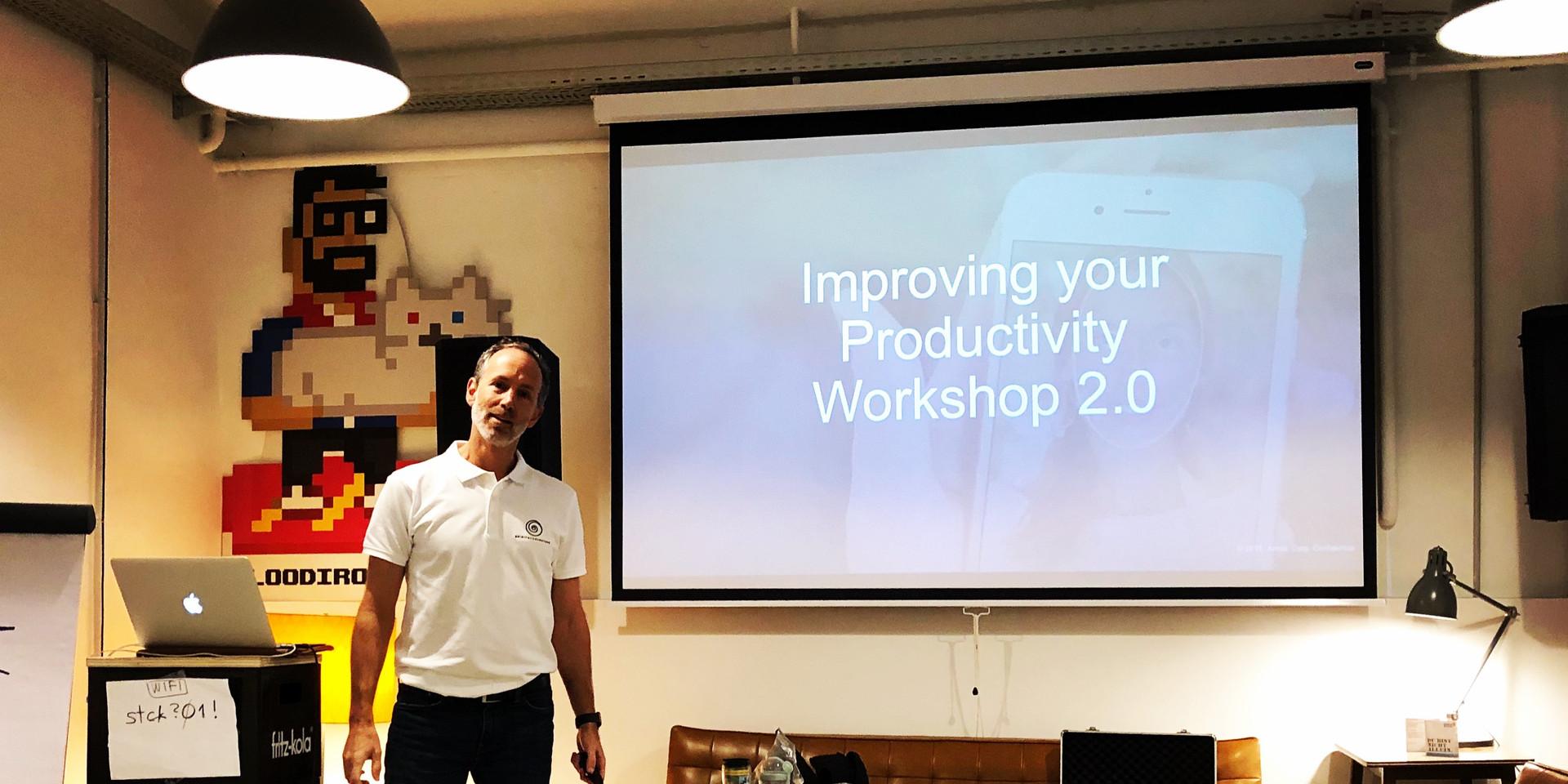 Team Productivity Workshop
