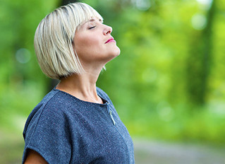 Breathing your way through stress
