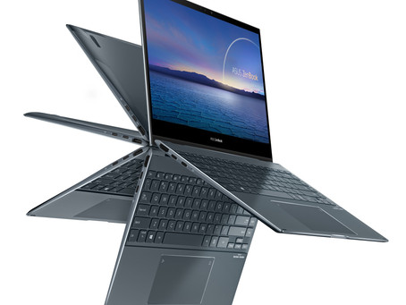 ASUS Announces the Availability of the First 2-in-1 convertible laptop – ZenBook Flip 13 (UX363)