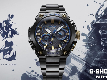 5 new collections from Casio to welcome the month of March!